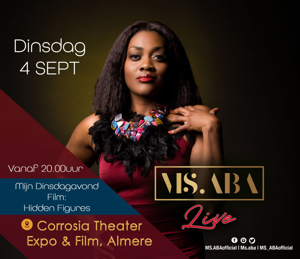 MS.ABA live at Corrosia Theater on 4 September