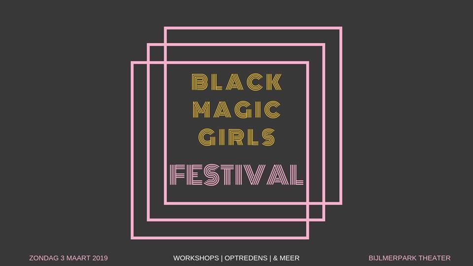 MS.ABA live at Black Magic Girls Festival