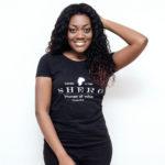 Shero Black Tshirt