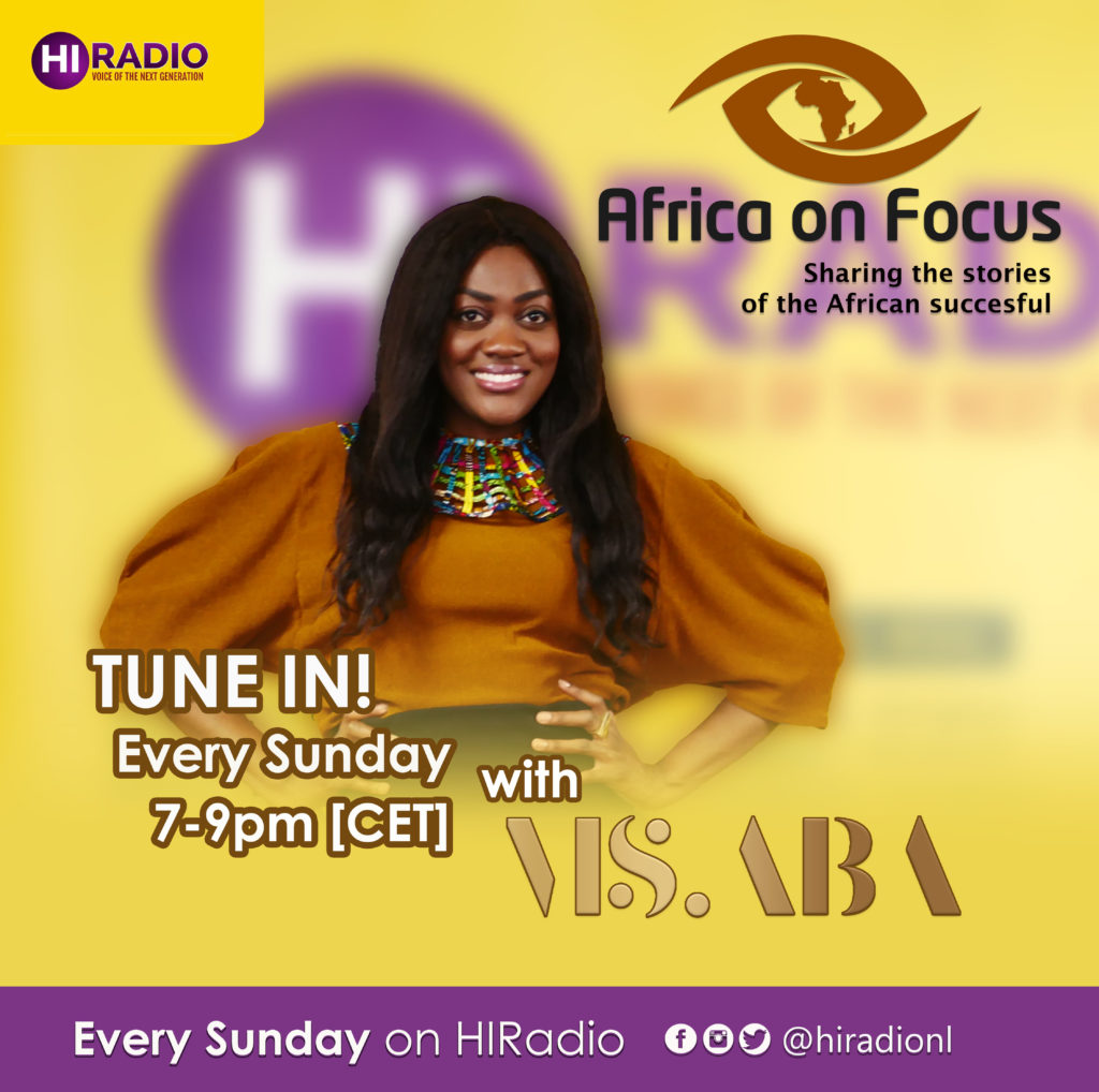Africa on Focus: Sharing the stories of the African successful