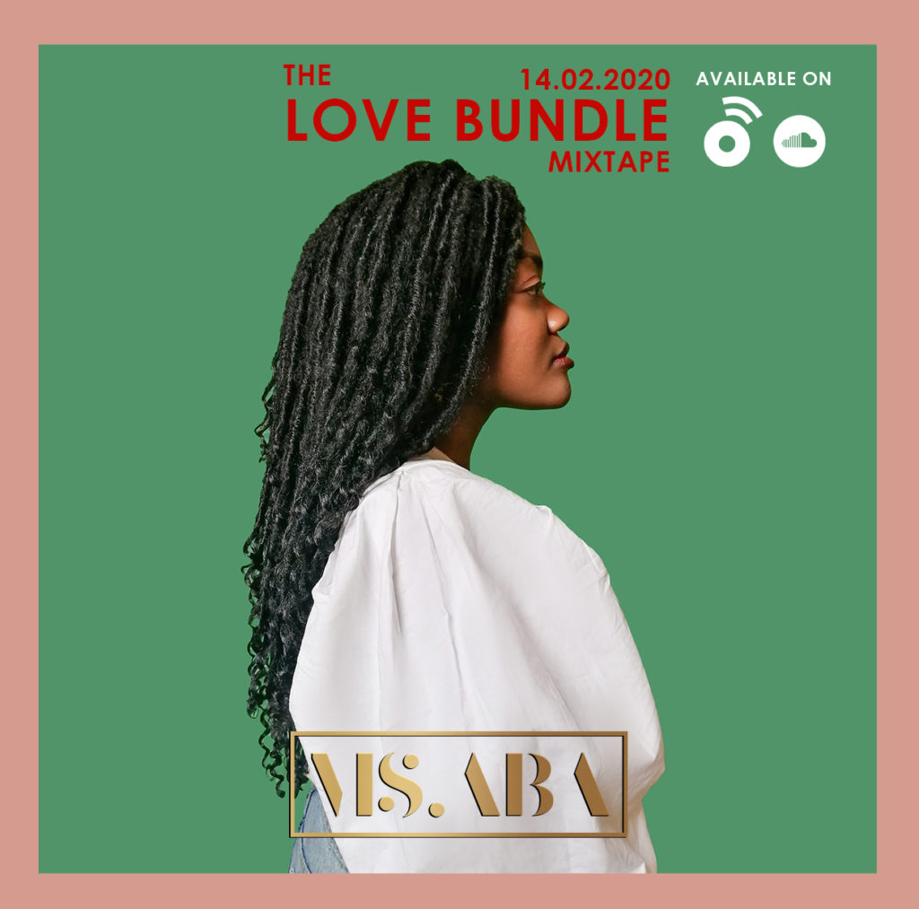 MS.ABA reflects on God's love with the first song from her mixtape
