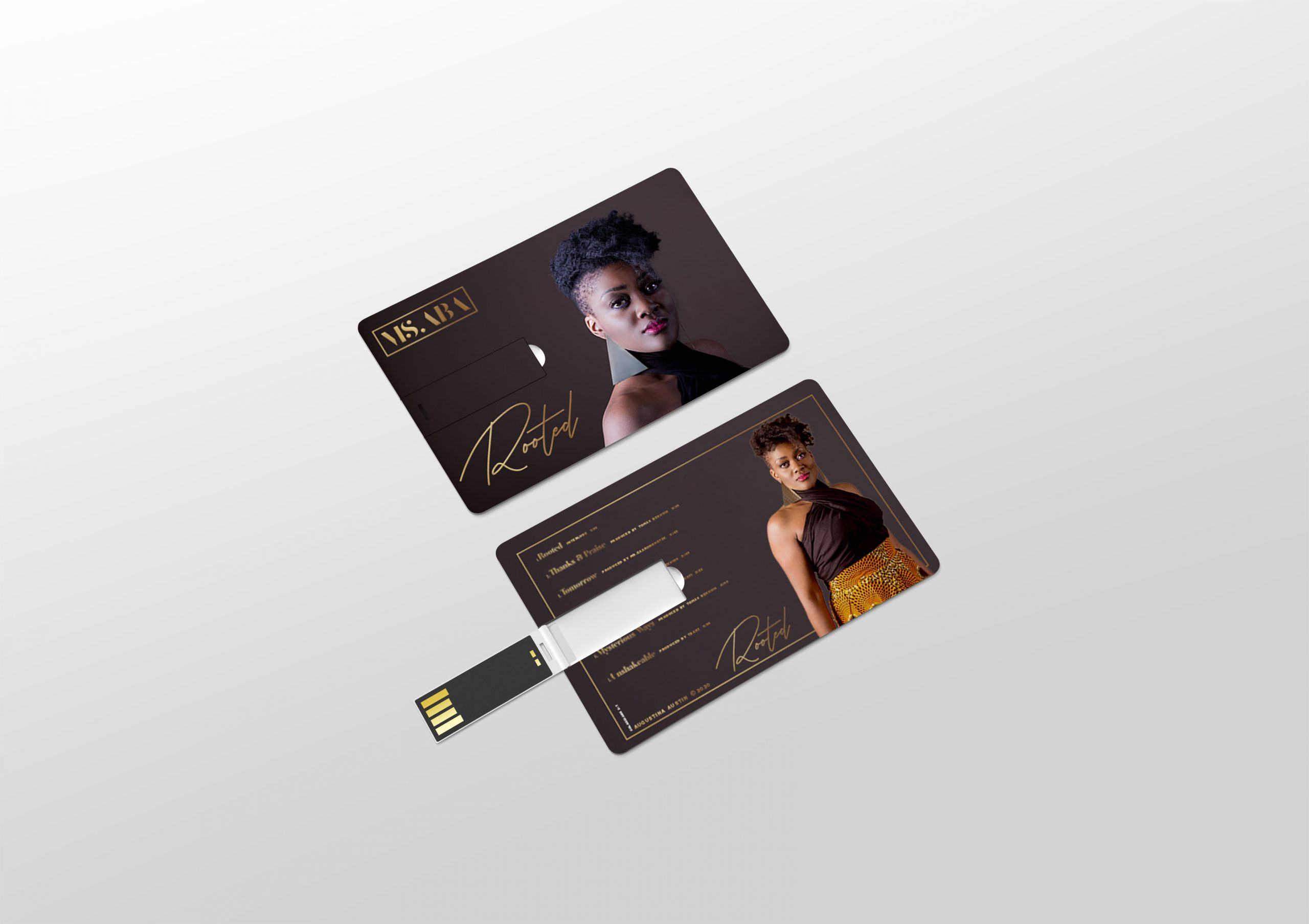 Rooted the EP (USB Card)