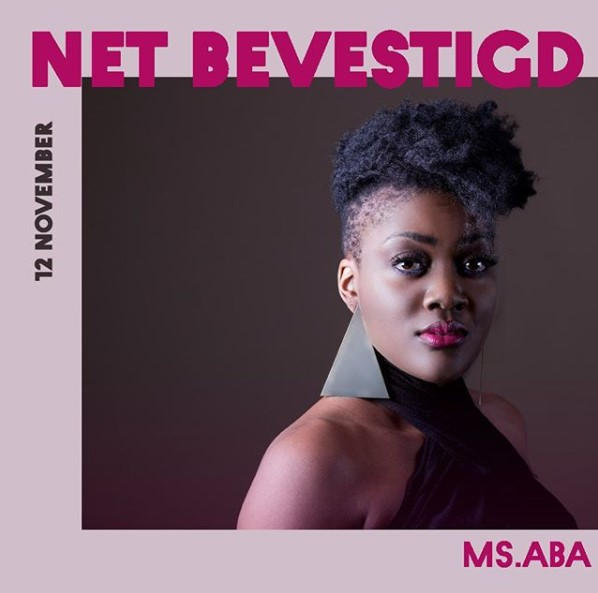 MS.ABA brings revamped African Roots music to The Hague