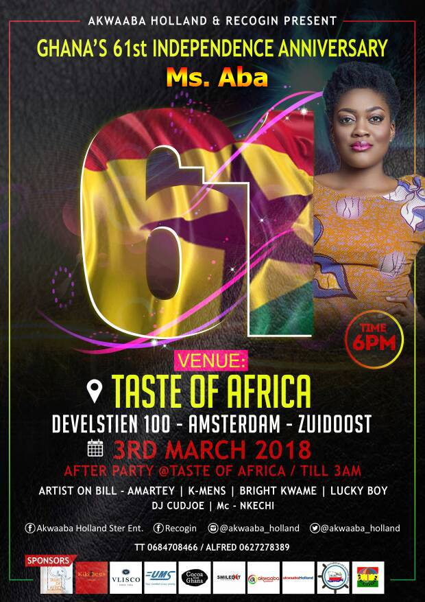 Ghana 61st Independence Anniversary