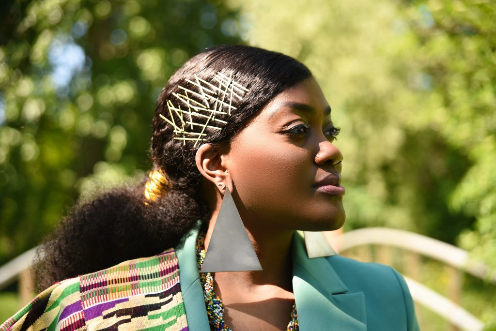 Dutch-Ghanaian singer introduces revamped African roots music with new EP