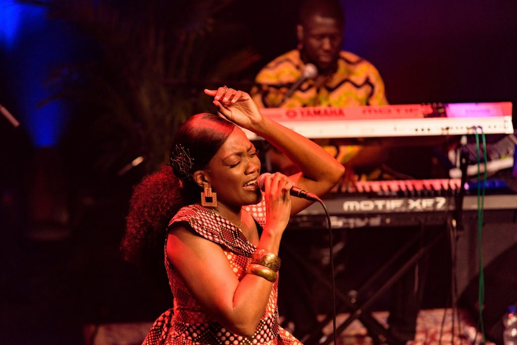 MS.ABA brings Afrosoul and unmissable harmonies to screens worldwide in the 'Rooted' EP Virtual Concert