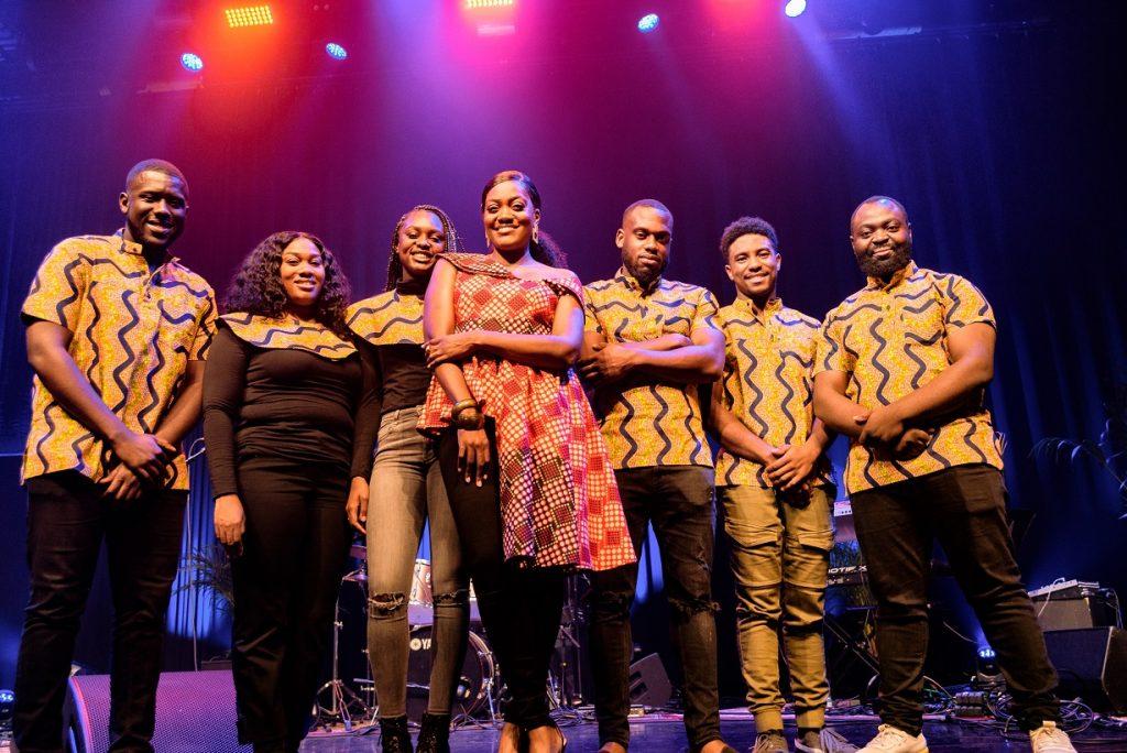 MS.ABA introduceert Afrosoul met onmisbare klanken tijdens het 'Rooted' EP Virtual Release Evenement