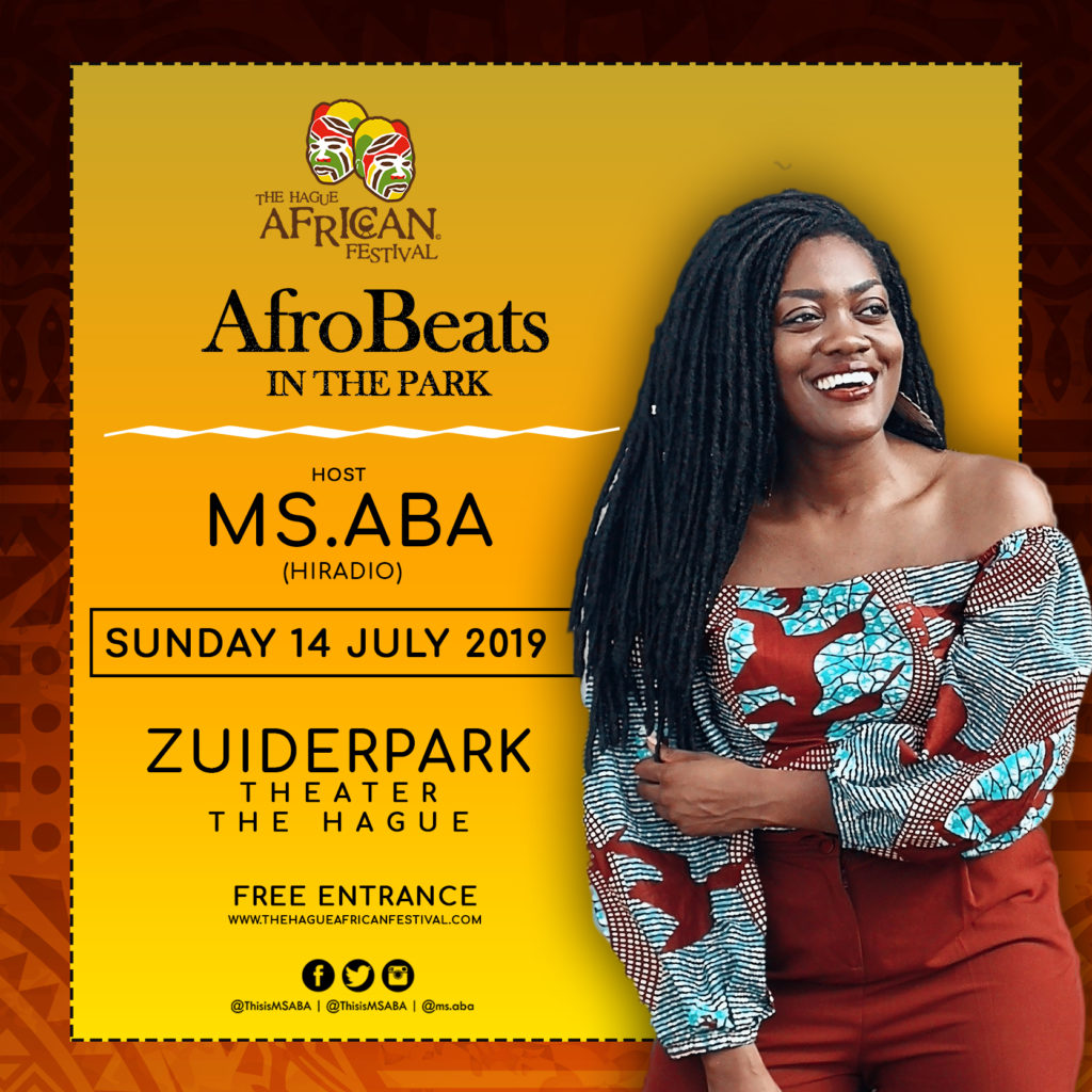 The Hague African Festival: Afrobeats in the Park