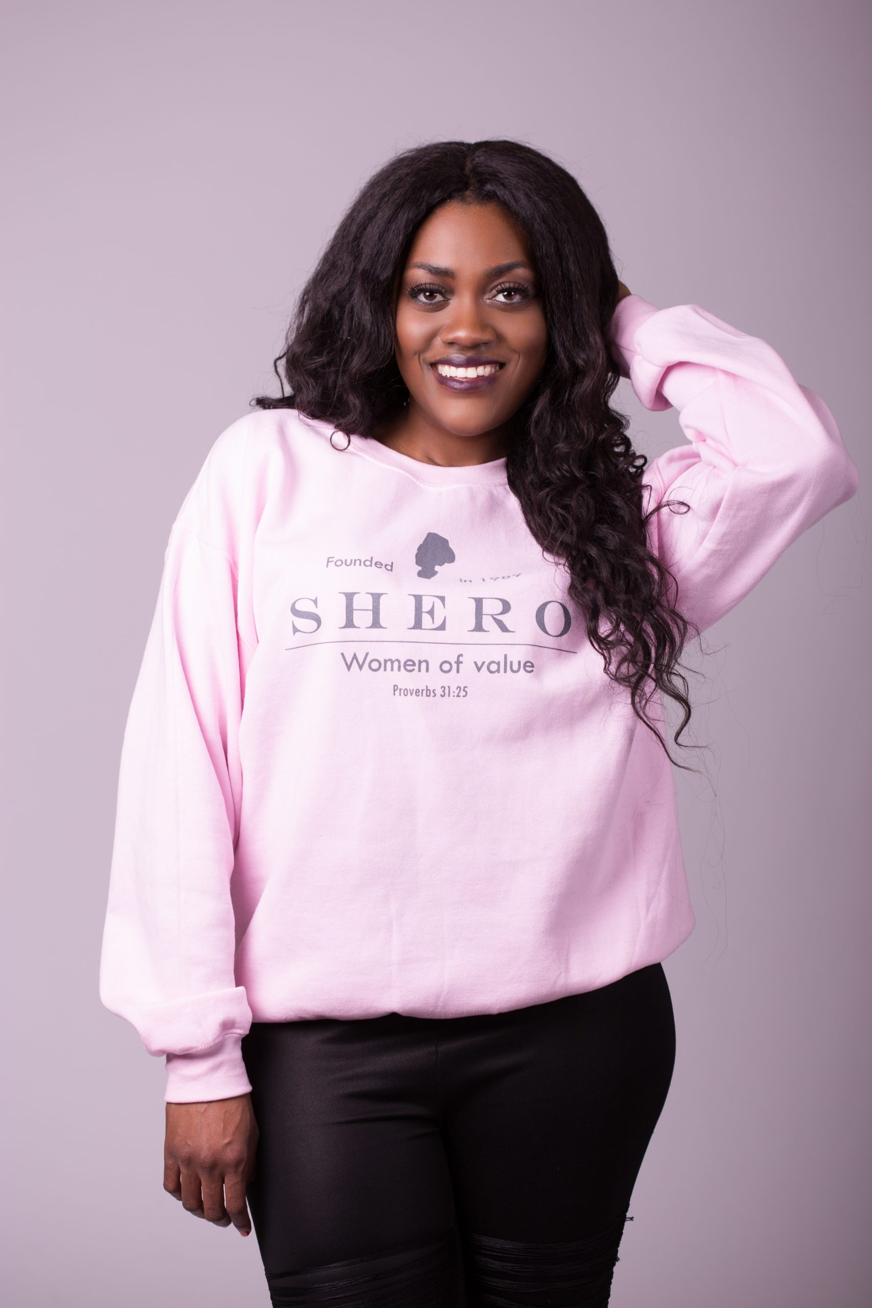 SHERO goes Pink!